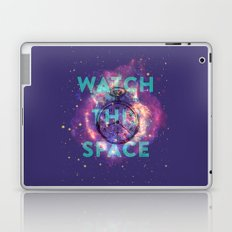 Watch this space Laptop & iPad Skin