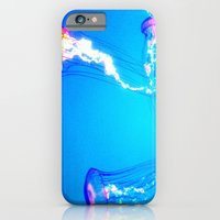 iPhone Cases featuring Don't Touch by Rachel Landry