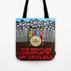 Sgt. Pepper's Lonely Hearts Club Band Tote Bag