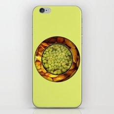 Pasta + Beans iPhone & iPod Skin