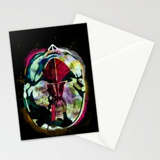 Head (Anatomy 08) Stationery Cards
