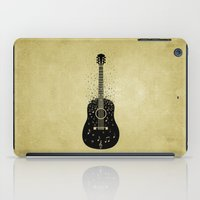 Musical ascension iPad Case