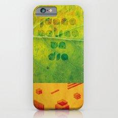 Un Dia iPhone 6s Slim Case