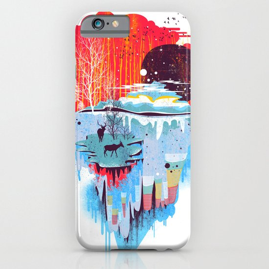 Middle of Nowhere iPhone & iPod Case
