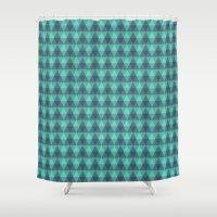 pillow pattern #5006500 Shower Curtain