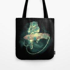 Scratch the Universe Tote Bag