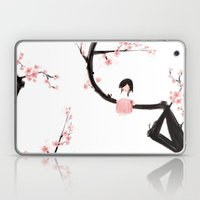 Gentle Blossom Laptop & iPad Skin