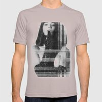 LUST OF LOVE Mens Fitted Tee Cinder SMALL