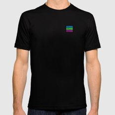 Big Buzz 2 Mens Fitted Tee Black SMALL