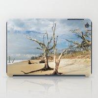 Hobcaw Boneyard Beach Morning iPad Case