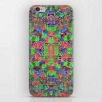 Needlepoint B iPhone & iPod Skin