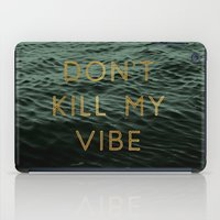 Vibe Killer iPad Case