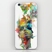 Dream Theory iPhone & iPod Skin