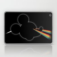 Dark Side Of The Toon Laptop & iPad Skin