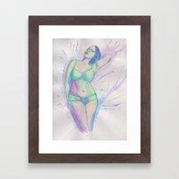 Full-Figure Framed Art Print
