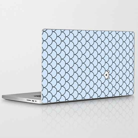The Last Polar Bear Laptop & iPad Skin