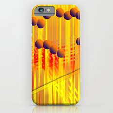 sıcak renkler iPhone 6 Slim Case