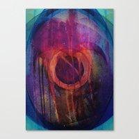 Monachopsis Canvas Print