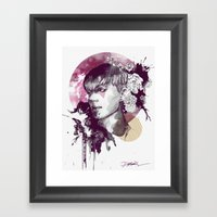 Lovely Boys Series No.1 Framed Art Print