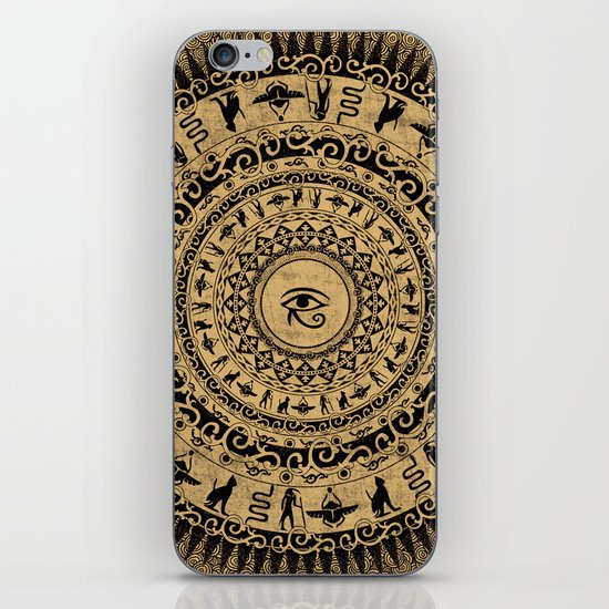 Look Into My Eye iPhone & iPod Skin