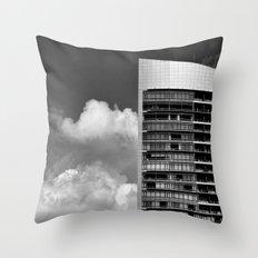 Top Floor Throw Pillow