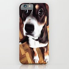 Marty The Soulful Eyed Dog  iPhone 6 Slim Case