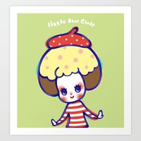 Have Fun In Whatever You… Art Print