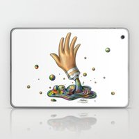 Hand of Color Laptop & iPad Skin