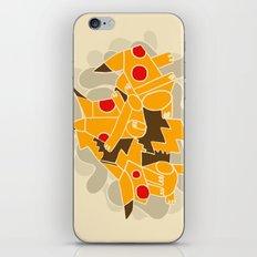 Cubismoon iPhone & iPod Skin