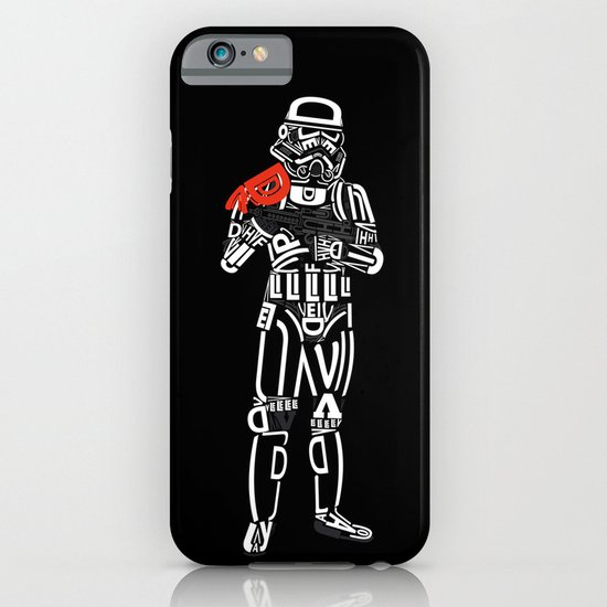 sanstrooper iPhone & iPod Case