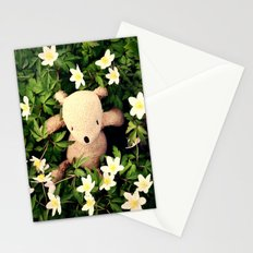 Yeah, Spring flowers Stationery Cards