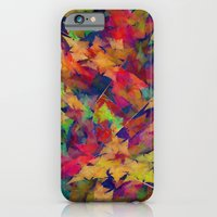 iPhone & iPod Case featuring Abstract Pattern 4 by Klara Acel