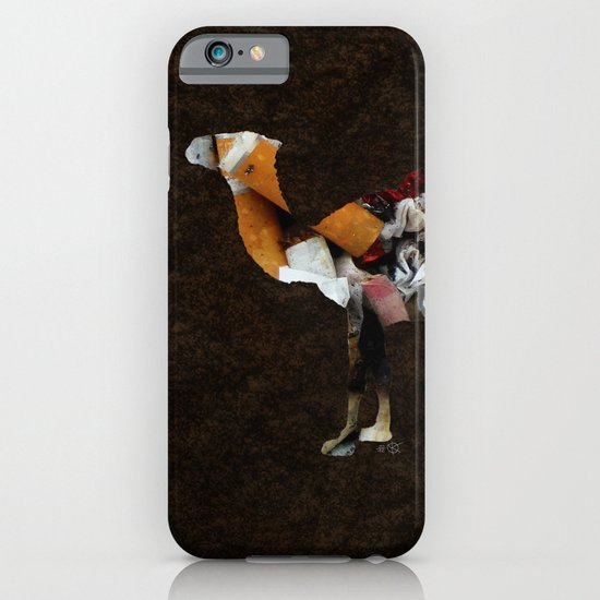 Camel Collage 3 iPhone & iPod Case