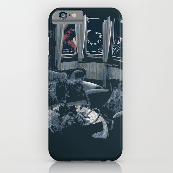 The Outsider iPhone & iPod Case