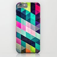 iPhone Cases featuring Cyrvynne xyx by Spires