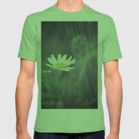Miss Daisy Mens Fitted Tee Grass SMALL