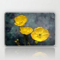 Iceland poppy  Laptop & iPad Skin