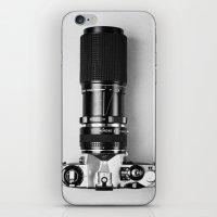400 mm iPhone & iPod Skin