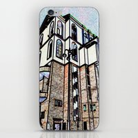 The Church iPhone & iPod Skin