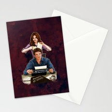 Murder, He Wrote Stationery Cards