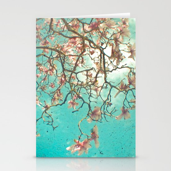 The Hanging Garden Stationery Card