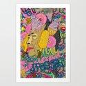 MAMAO Art Print