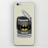 Batsoup iPhone & iPod Skin