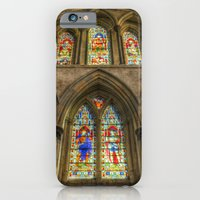 Rochester Cathedral Stained Glass Windows iPhone 6 Slim Case