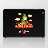 Yoshzilla iPad Case