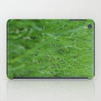 Summer Grass iPad Case