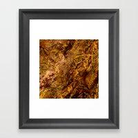 Dehiscence 2 Framed Art Print