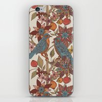 Lovebirds iPhone & iPod Skin