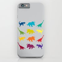 Dino Parade 2 iPhone 6 Slim Case