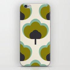 green flowers iPhone & iPod Skin